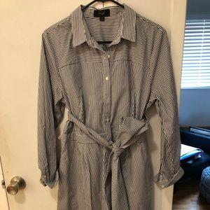 Spring '19 never worn J. Crew shirt dress